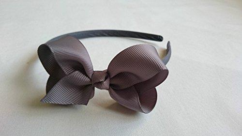 Bande Alice avec ruban Bow Filles bandeau pour cheveux