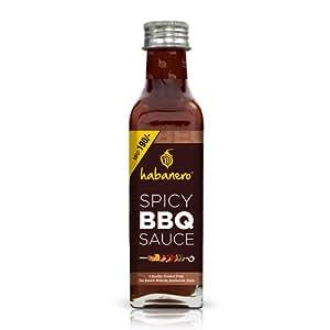Habanero Spicy BBQ Sauce, 280g