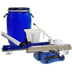 Bon 22-899 - Kit strumenti resina epossidica per pavimenti