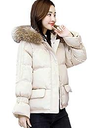Abrigos Algodón Chaqueta de plumón Pan algodón de Hong Kong Ropa de algodón de Invierno Moda