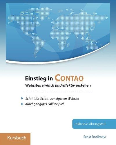Einstieg in Contao - Websites einfach und effektiv erstellen