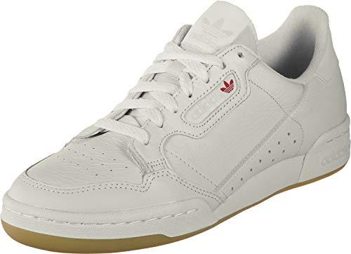 sports shoes b8335 2fb49 adidas Herren Continental 80 Fitnessschuhe Mehrfarbig (Casbla Blapur Gum3  000) 42 EU