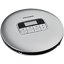 Grundig CDP 6600 Tragbarer CD-Player silber/schwarz