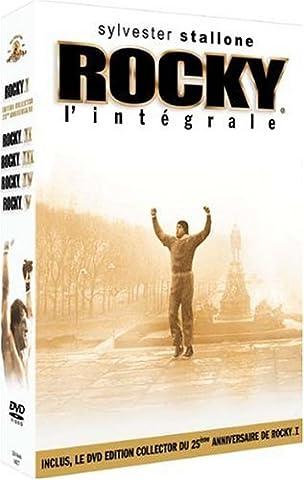 Rocky - L'intégrale [Édition