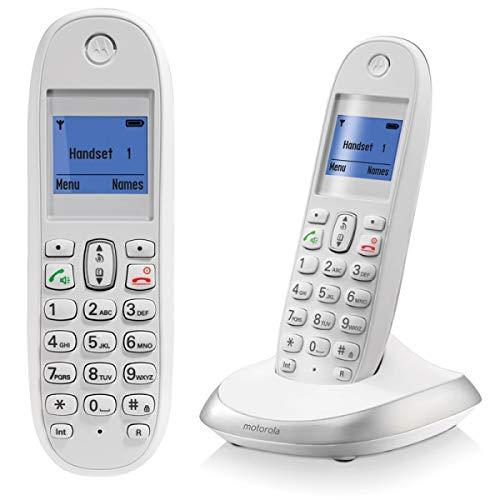 TELEFONO MOTOROLA C2001 BLANCO M LIBRES