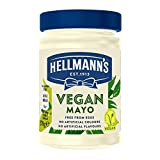 Hellmann's Vegan no Artificial Flavours or Preservatives Mayonnaise for a Tasty Vegan Sandwich, 270 g