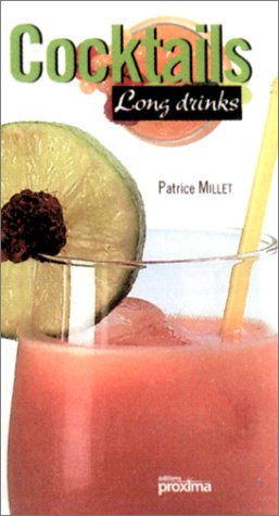 Cocktails long drinks