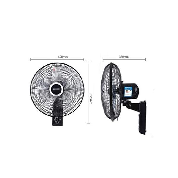 XUZg-Fan-Restaurante-Ventilador-elctrico-Control-Remoto-Negro-Ventilador-montado-en-la-Pared-Ventilador-silencioso-Sincronizacin-Tercera-Velocidad-Size-42-52CM