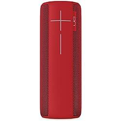 Ultimate EarsMEGABOOM Enceinte Bluetooth sans Fil (Imperméable et Antichoc) - Rouge lave