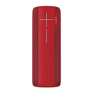 UE MEGABOOM Altoparlante Bluetooth, Impermeabile, Resistente agli Urti, Rosso