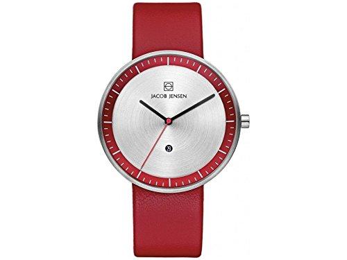 Jacob Jensen 'Strata' reloj hombre 273