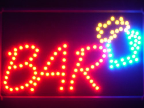 led028-r Bar Beer Cup LED Neon Light Sign Whiteboard