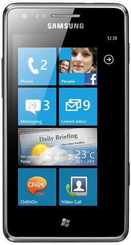 Samsung Omnia M S7530 (Deep Grey)