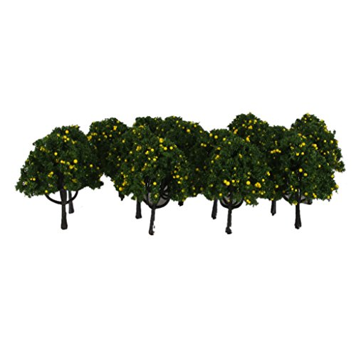 20pcs-1-100-modelo-arbol-frutal-paisaje-jardin-ferroviario-tren-plastico-verde-6cm