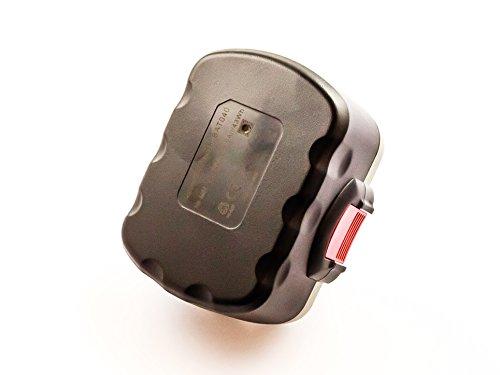 AccuPower - Batería para Bosch GSR 14.4 VE-2