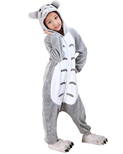 Moollyfox-Pijamas-Ropa-de-Dormir-Disfraz-de-Animal-Cosplay-Para-Nios-Totoro