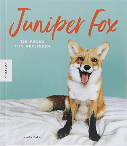 Juniper Fox: Ein Fuchs zum Verlieben (Die Geschichte einer Freundschaft zwischen Mensch und Tier)