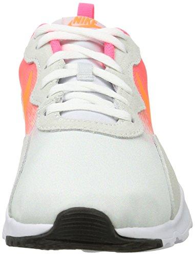 Nike Ladies 882267 Sneakers Multicolore (platino / Rosa / Mayo)
