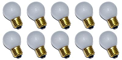 10 x Glühbirne Glühlampe Tropfen 15W 15 Watt E27 MATT