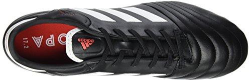 adidas Copa 17.2 Fg, Chaussures de Football Homme Noir (C Black/ftw White/c Black)
