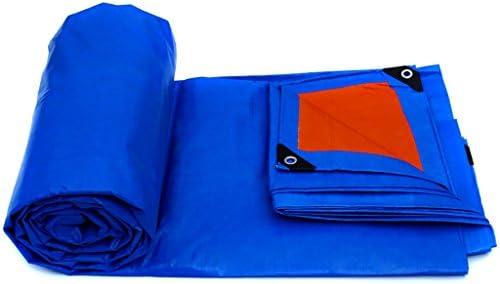 Hyxpb Telone Telone Telone Blu telone di plastica per Esterni telone Impermeabile telone di Tela per Camion (Dimensioni   6m4m) | Dall'ultimo modello  | Di Alta Qualità  a5110e