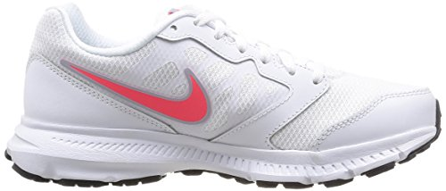 Nike Wmns Downshifter 6 Écharpe De Ginnastica, Donna Bianco (blanc (blanc / Hyper Punch-lite Aimant Gris) Blanc / Hyper Punch-lite Aimant Gris)
