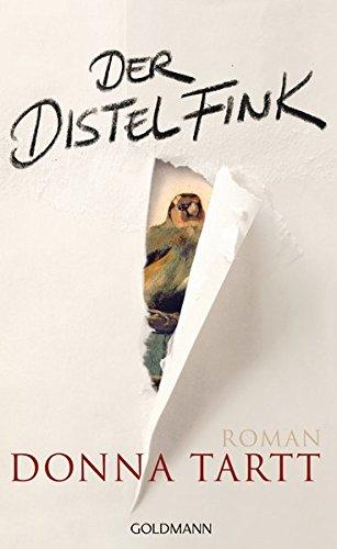 Buchseite und Rezensionen zu 'Der Distelfink' von Donna Tartt
