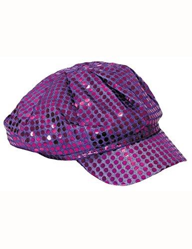 Generique - Mütze mit Pailletten Disco