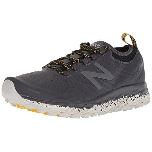 41ABM%2BkjzML. SS500  - New Balance - Mens MTHIERV3 Shoes, 9 UK - Width 2E, Magnet/Black