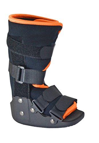 Kinder Fraktur Walker Boot-Knöchel, Bein-, Schutz, Schiene, unterstützt, Verletzungen, Verstauchung, Zugentlastung, Bremsen Fraktur -