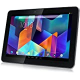 Hannspree HANNSpad SN1AT74B 16GB Black tablet - tablets (Full-size tablet, Android, Slate, Android, Black, Lithium Polymer (LiPo))