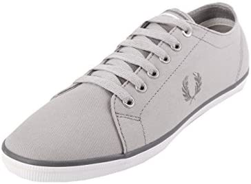 Fred Perry Kingston Twill 1964 Silver
