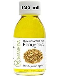 Huile De Fenugrec 125 ml - 100% naturelle et 100% pure ( Manelya ) envoie rapide
