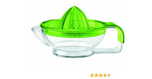 Guzzini Latina Citrus Juicer Green Amazon Co Uk Kitchen Home