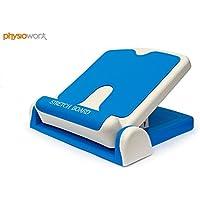 Physioworx Adjustable Stretch Board | Calf & Hamstring Stretch Board | Plantar Fasciitis Slant Board …