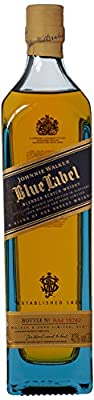 Johnnie Walker Blue Label Limited Edition Rare Character Whisky