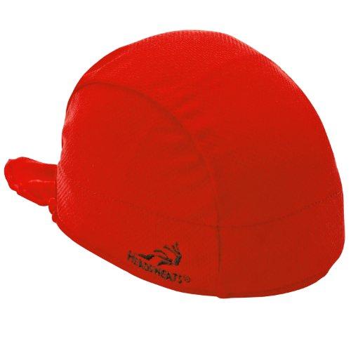 Headsweats Shorty Super Duty Bandana Piraten-Kopftuch Red, One Size (Baumwolle Volleyball Spandex Shorts)