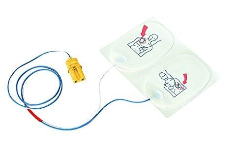 Philips Électrodes pour défibrillateur de formation AED standard