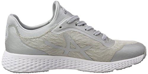 Allrounder by Mephisto Damen Activity Sneaker Grau (Cool Grey)