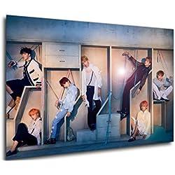 Instabuy Poster KPOP - BTS K (Cartel 70x50)