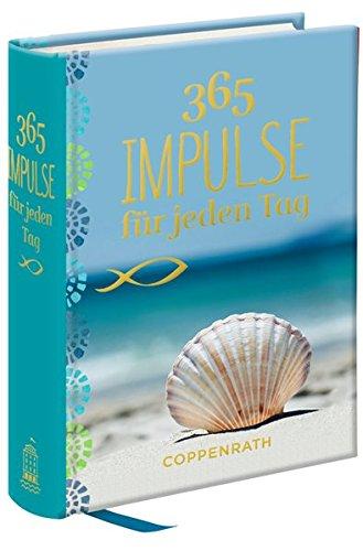 365 Impulse für jeden Tag: immerwährender Taschenkalender