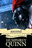 Ascend: The Last Oracle, The First Seer's Gift, and a Prophecy Fulfilled (A Fated Fantasy Quest Adventure Book 11)