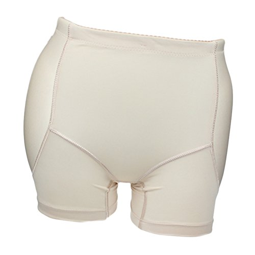 Zhhlaixing Frau Sponge Padded Fake Ass Panties Underwear Lift Hip Up Enhancer Brief Shapewear