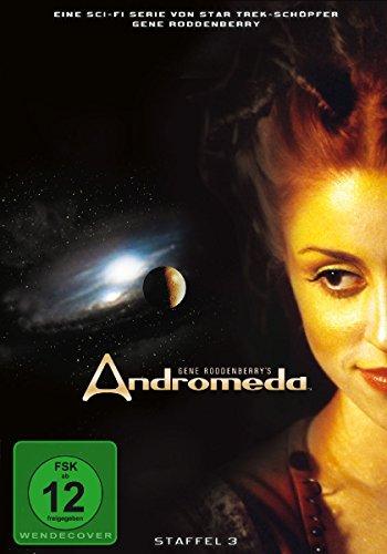 Gene Roddenberry's Andromeda - Staffel 3 [6 DVDs]