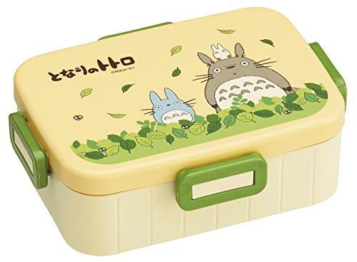 Skater Japanese Lunch Box 900ml with 4 locks Ghibli Neighbor Totoro Sampo Walking 15 by Skater