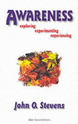 Awareness: Exploring, Experimenting, Experiencing