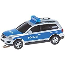 "FALLER 161543 - VW Touareg ""Polizei"" mit Blinkelektronik (Wiking)"