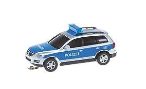 FALLER 161543  - VW Touareg de policía con luces Importado de Alemania