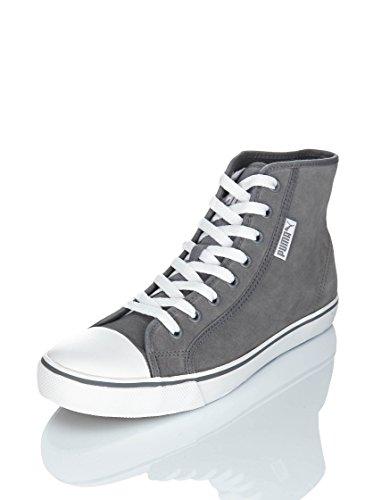 Puma Streetballer Mid SD gris/blanc