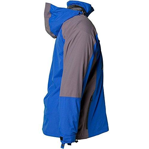 Planam Shape Damen Jacke blau/grau Blau/Grau